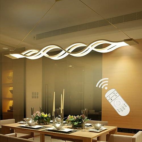 Suspension hauteur r glable Luminaire led cuisine