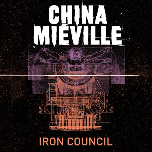 Iron Council cover art