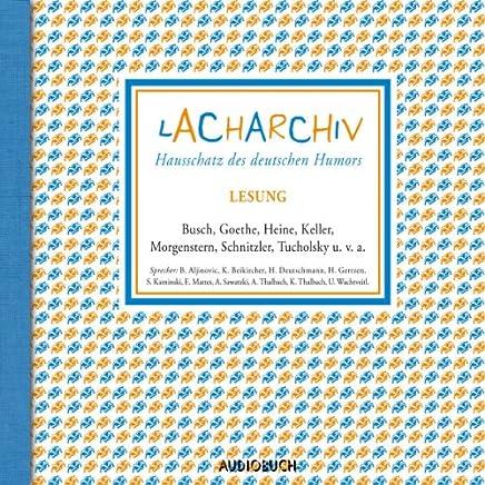 Amazoncom Lacharchiv Hausschatz Des Deutschen Humors