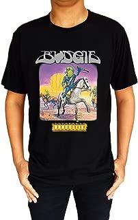 budgie band t shirt