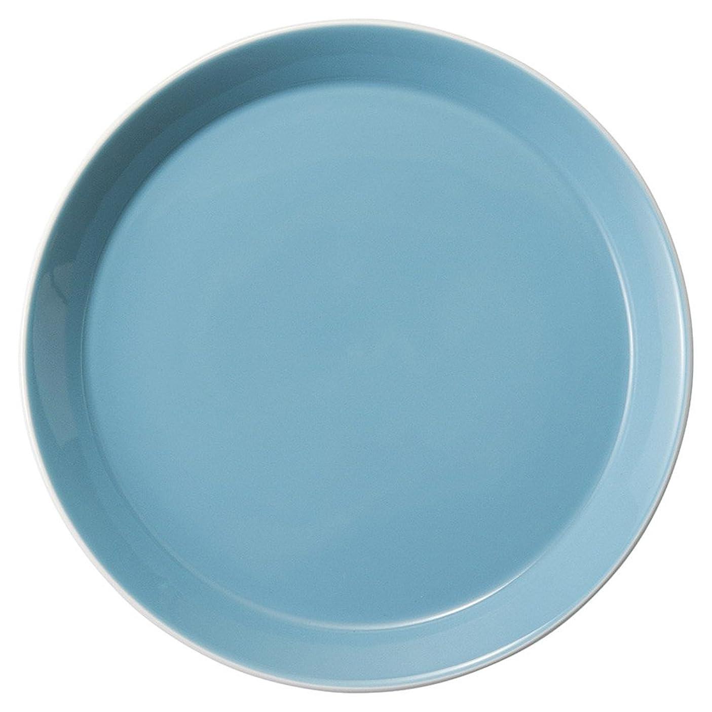 資格ためらうアジテーション光洋陶器 パシオン プレート 26cm セレステ 12385002