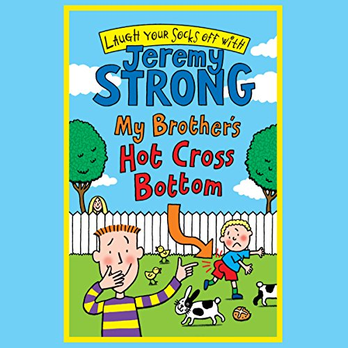 My Brother's Hot Cross Bottom audiobook cover art
