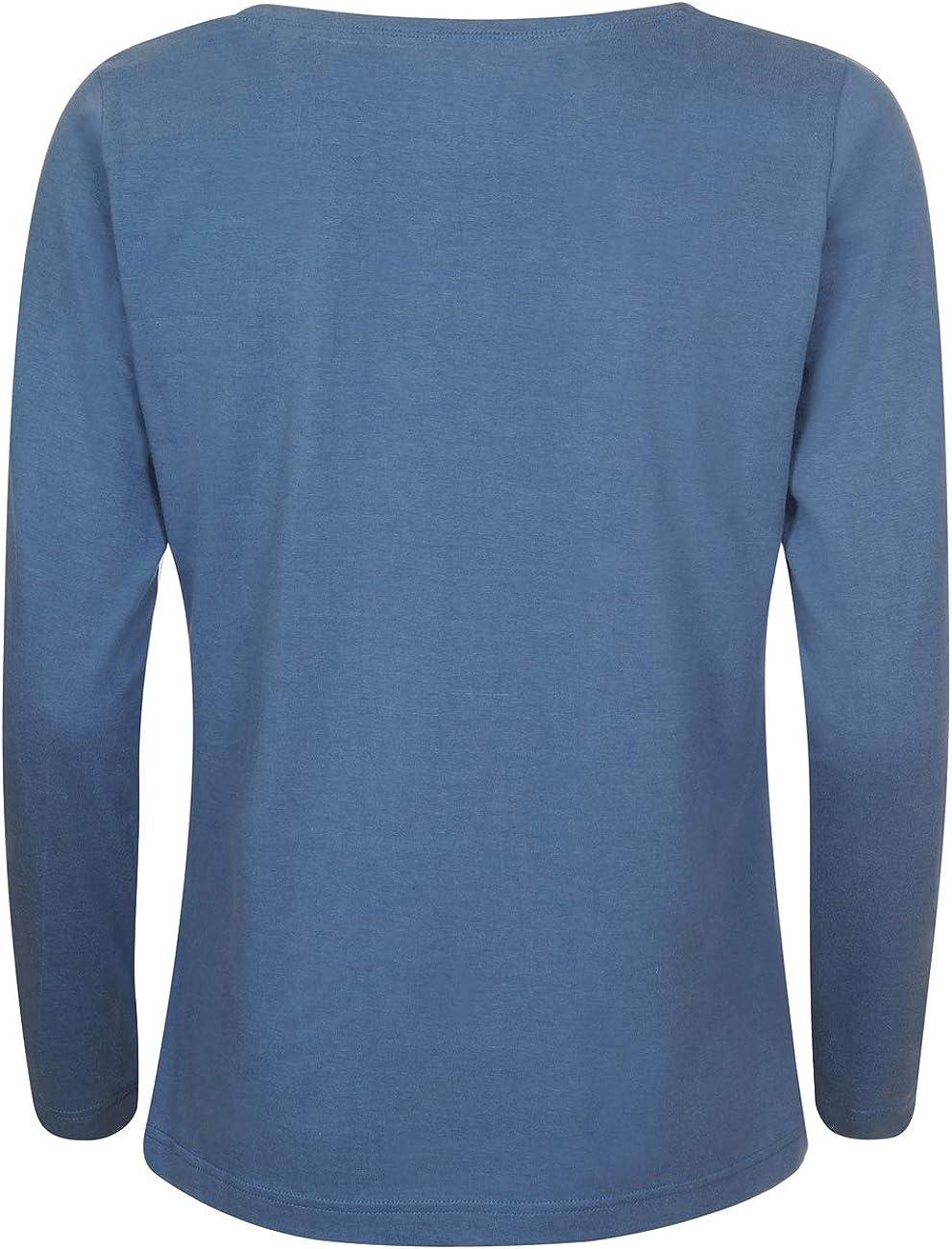 Elkline Damen Langarm Shirt Stillwater
