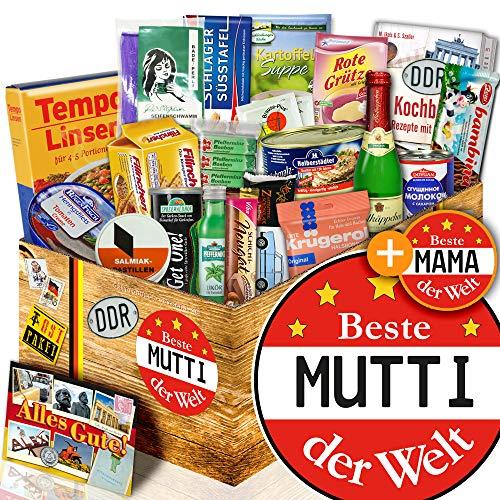 Beste Mutti / Spezialitäten DDR / Geburtstagsgeschenk für die Frau