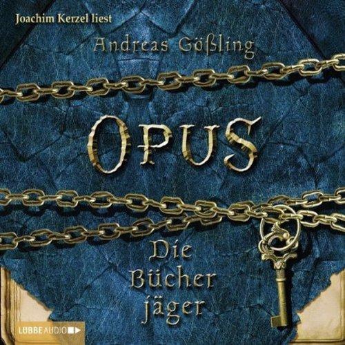 Die Bücherjäger (Opus 2) Titelbild