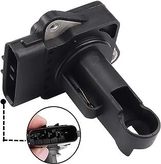 HZTWFC マスエアフローセンサーメーター OEM # 197400-2010 1974002010 ZL01-13-215 ZL0113215 Mazda 3 5 6 MX-5 Miata Protege RX-8 2.0L 2.3L 3.0L