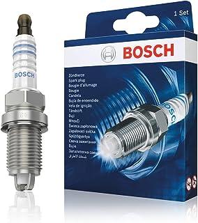 Bosch Spark Plug Set (4Pcs) For Daewoo Nubira 1.6