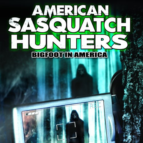 American Sasquatch Hunters cover art