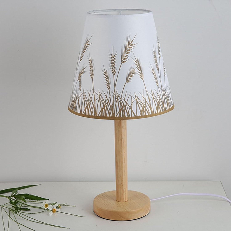 Schlafzimmer Bedside Massivholz kreative Lampe einfache LED-Lampe (Farbe (Farbe (Farbe   1) B074C62XTW   Erste Kunden Eine Vollständige Palette Von Spezifikationen  aad45e