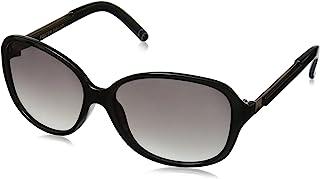 Foster Grant Women's Luanne Blk 10232855.COM Oval Sunglasses