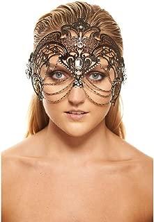 Etruscan Goddess Masquerade Mask