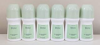 Avon Haiku Roll On Anti Perspirant Deodorant 2.6 fl.oz. Lot 6 pcs.