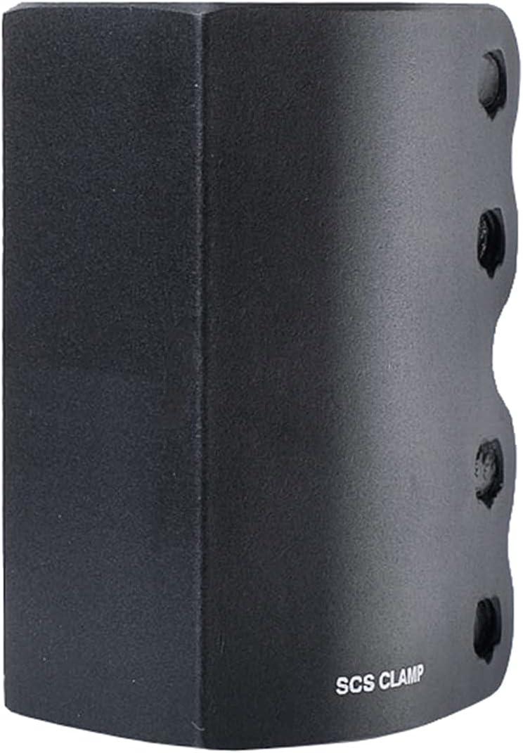 GAOJJ Pro Scooter Clamp 4 - Perno para Manillar Sistema SCS, Aluminio 6061 / T6 Tratamiento térmico-Proceso CNC, 31,8 mm