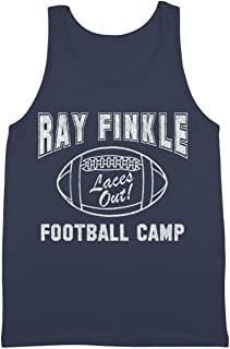 Ray Finkle Football Camp Laces Out Funny Movie Ace Field Goal Finkle 90s Movie Humor Mens Tank Top