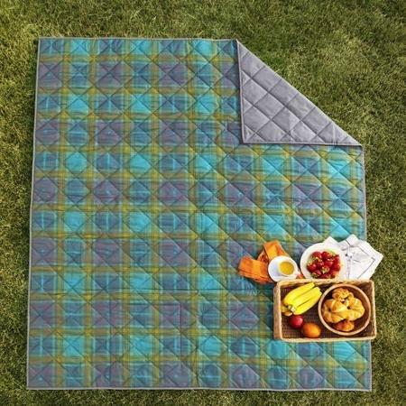Mainstays Lawn Blanket, Plaid