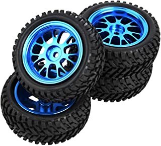 Best 1/18 scale wheels and tires Reviews