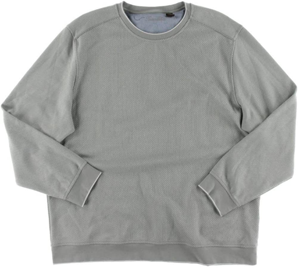 Tasso Elba Men's Jacquard Knit Sweater
