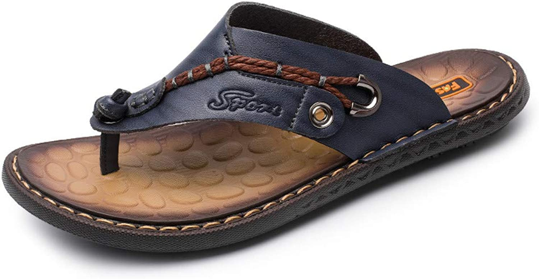 Flip-Flops Outdoor Sports Sandalsmen'S Slippers Summer Flip-Flops Men's Toe Slippers Men's Beach shoes