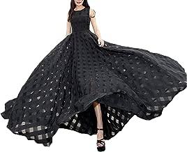 Afibi Womens Slim Beach Dress Casual Party Long Maxi Dresses