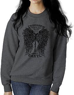 The Walking Dead Crossbow Approved by Daryl Women's Sweatshirt