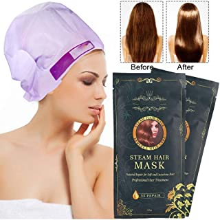 Hair Repair Mask - Smooth and gentle repair specialist, hair system - Reconstructive mask - Very damaged hair lsmaa