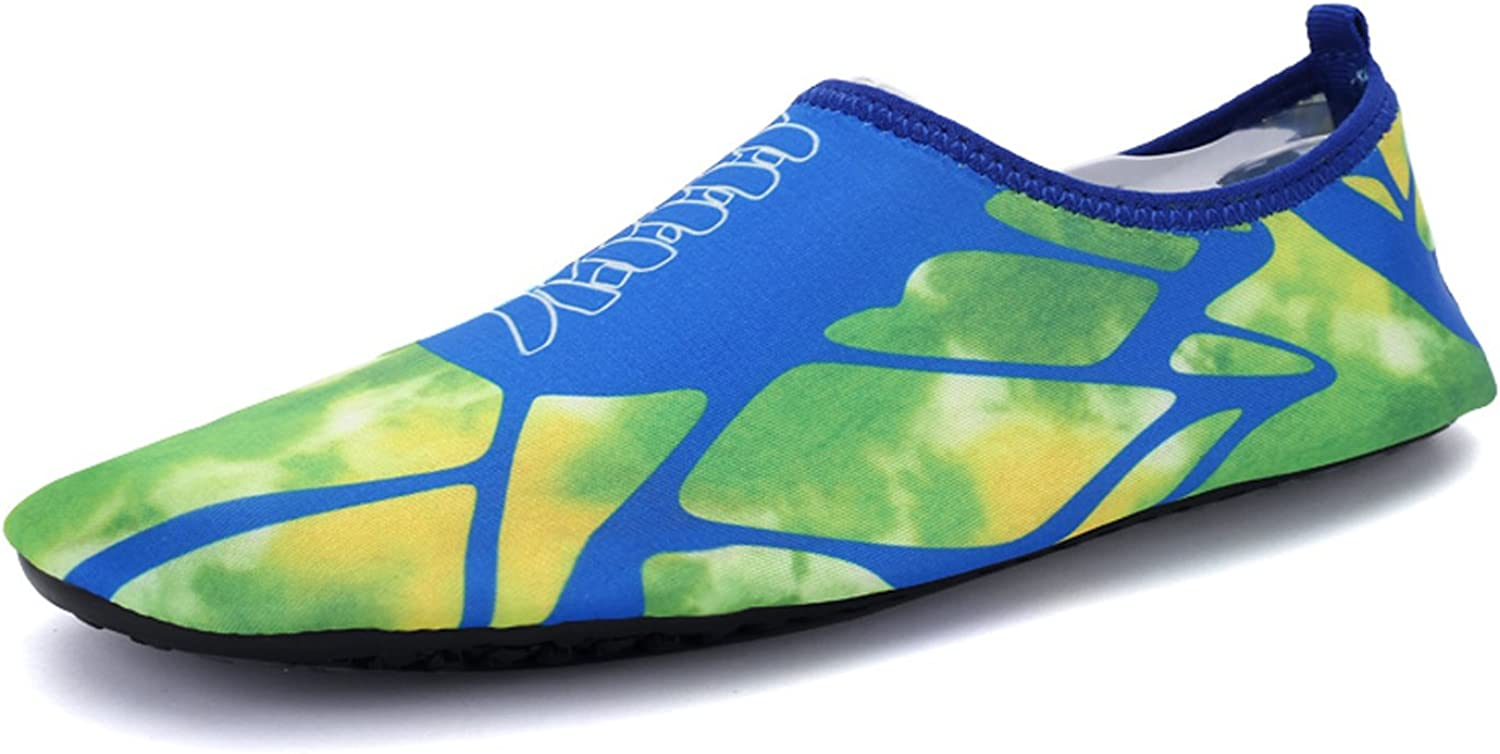 QLVY Beach Water shoes Yoga Barefoot Running Fitness shoes