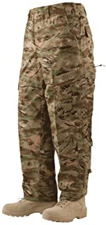 Tru-Spec Tactical Response Pants NYCO Rip All Terrain Tiger Large Short