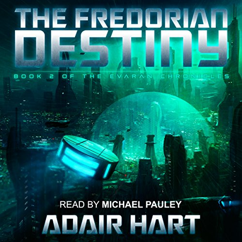 The Fredorian Destiny audiobook cover art
