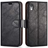 Case Collection Premium Leather Folio Cover for Huawei Y5