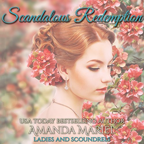 Scandalous Redemption audiobook cover art