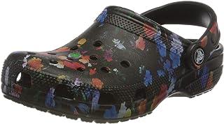 Crocs Classic Printed Floral Clog, Sabot Mixte