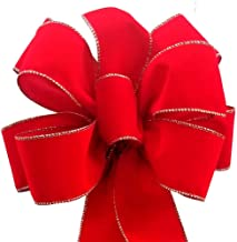 12-Pack Christmas Bows 10
