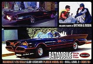 Batman 1966 TV Series Batmobile 1:25 Model Kit