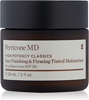Perricone Md Face Finishing & Firming Tinted Moisturizer, Getinte Vochtinbrengende Creme, 59ml