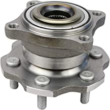 CRS NT541003 New Wheel Bearing Hub Assembly, Rear Left (Driver)/ Right (Passenger), for 2005-2012 Nissan Pathfinder