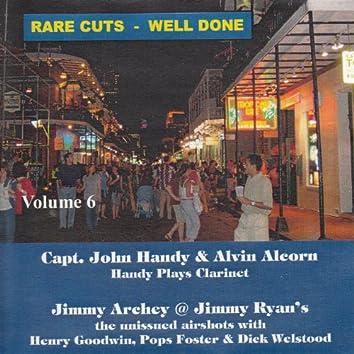 Rare Cuts - Well Done Vol 6