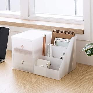 $23 » Poeland Multifunctional Desktop Management Organizer Makeup Storage Box Collection
