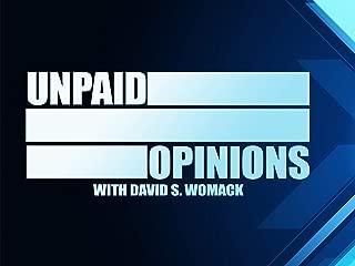Unpaid Opinions