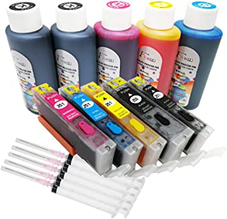 Best canon refillable ink cartridges Reviews
