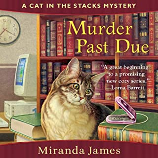 Murder Past Due cover art