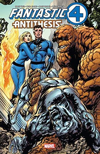 Fantastic Four: Antithesis (Fantastic Four: Antithesis (2020)) (English Edition)