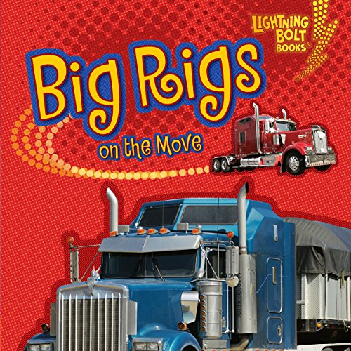 Big Rigs on the Move copertina