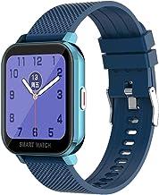 MT28 Smart Horloge Mannen Vrouwen Full Touch 1,54 Inch Weer Body Blood Pressure Oxygen Metingen Voor Android IOS