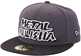 Men's Silver New Era Fitted Hats