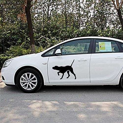 hetingyue Nieuw ontworpen hond auto sticker wrap truck motorfiets auto sticker vinyl stijl applique sticker decoratie