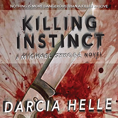 Killing Instinct audiobook cover art