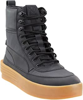 Men's Xo Parallel Tactical High-Top Nylon Fashion Sneaker