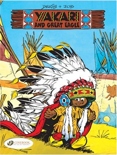 Yakari - tome 1 And the Great Eagle (01)