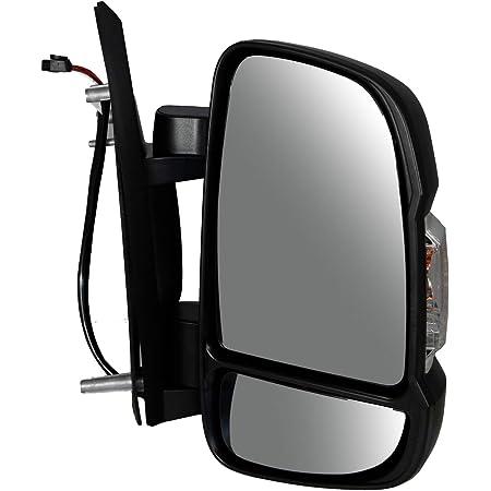 Außenspiegel Spiegelglas rechts unten konvex Citroen Jumper III 04//06
