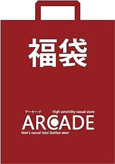 (アーケード) ARCADE 【福袋】 メンズ 2018新春 福袋 (アウター1点+ボトム1点+ロンT1点+シャツ1点+ブーツ1点)